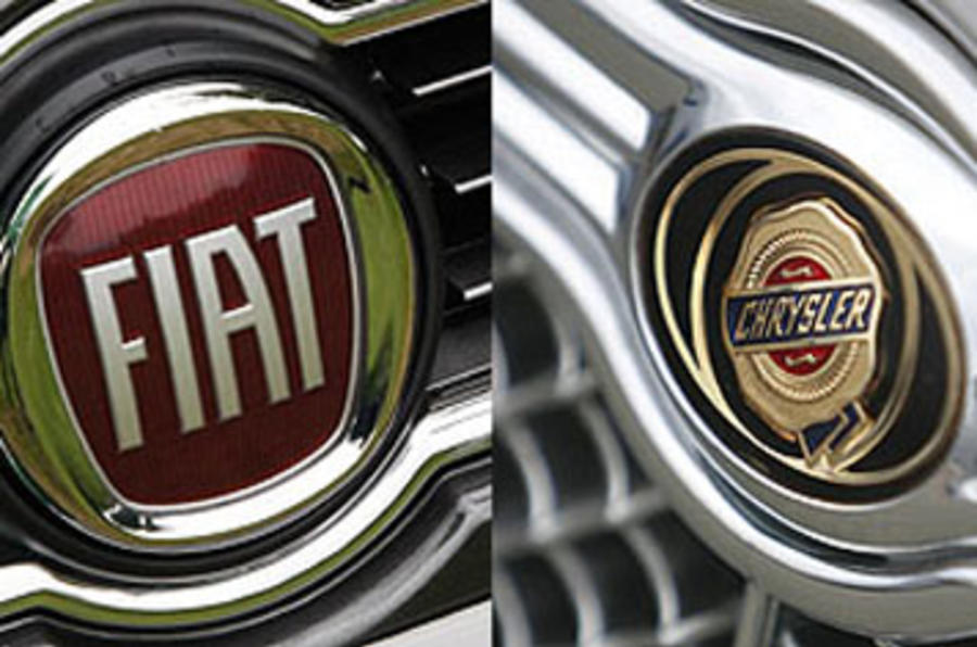 Detroit: Fiat increases Chrysler share
