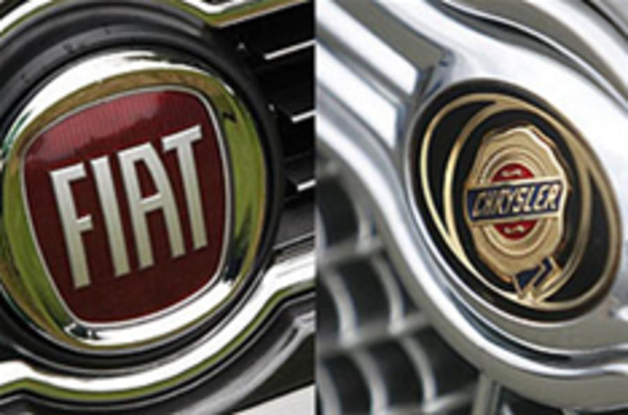 Fiat 'won't take Chrysler's debt'