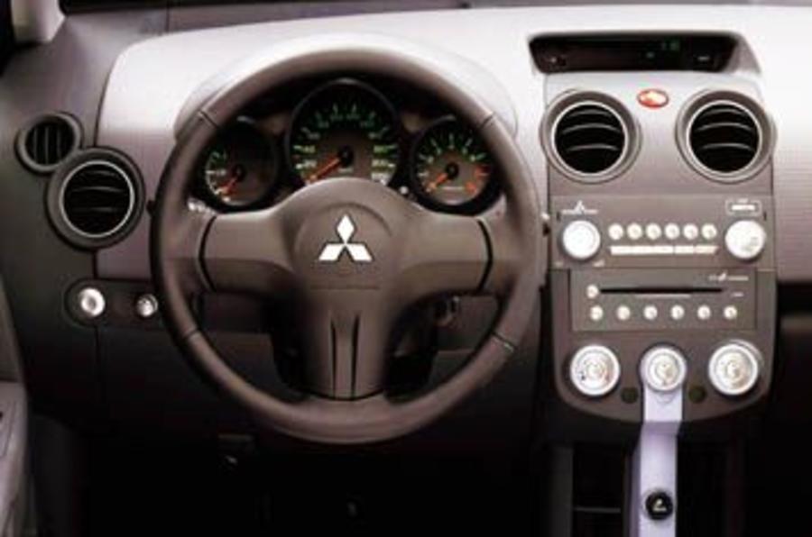 Mitsubishi Colt 1 5 Di D Review Autocar