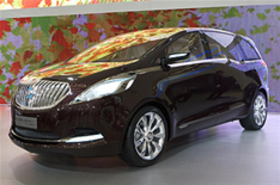 Buick eyeing Chinese market