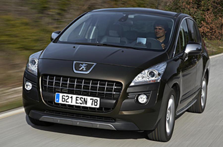 Peugeot 3008 1.6 THP MPV