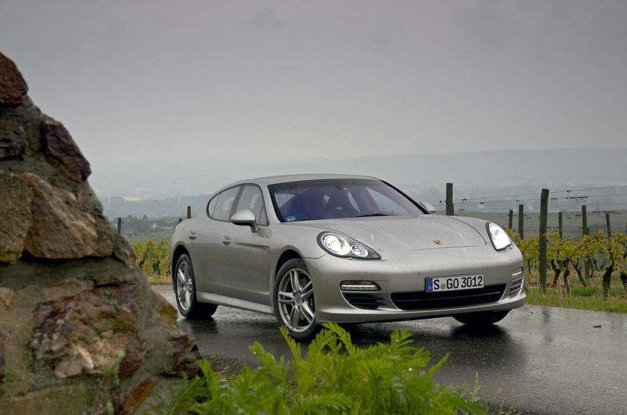 300bhp Porsche Panamera 4