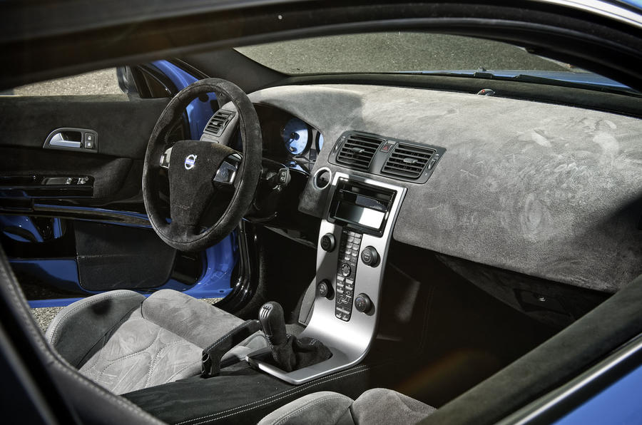 Volvo C30 Polestar Concept review | Autocar