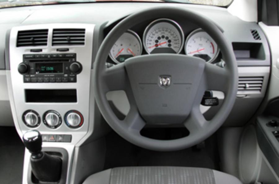 Dodge Caliber 2.0 SXT Sport