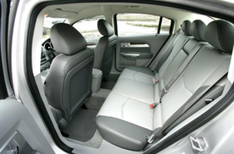 Chrysler Sebring 2.0 TD