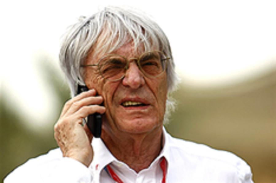 Bernie threatens Silverstone