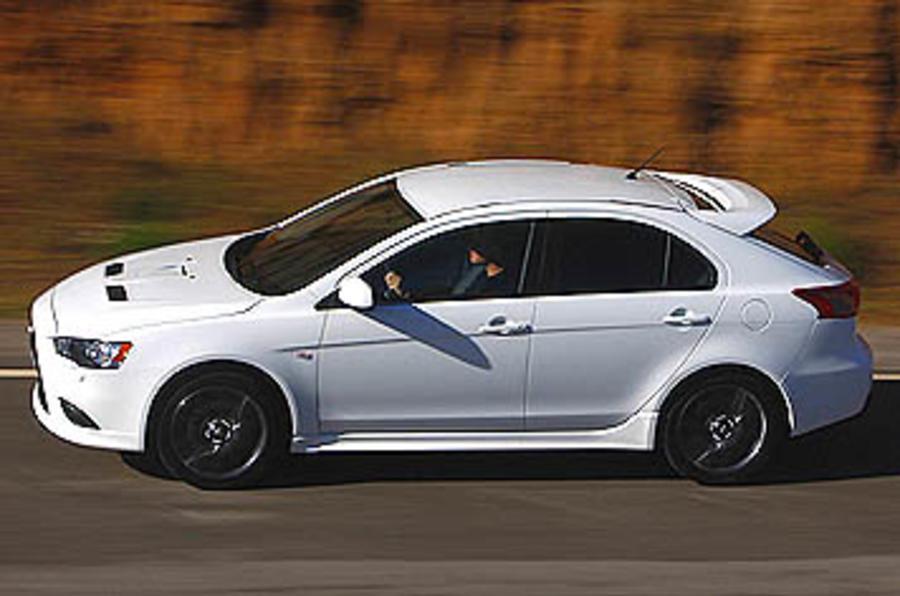 Lancer Sportback Ralliart Review Autocar
