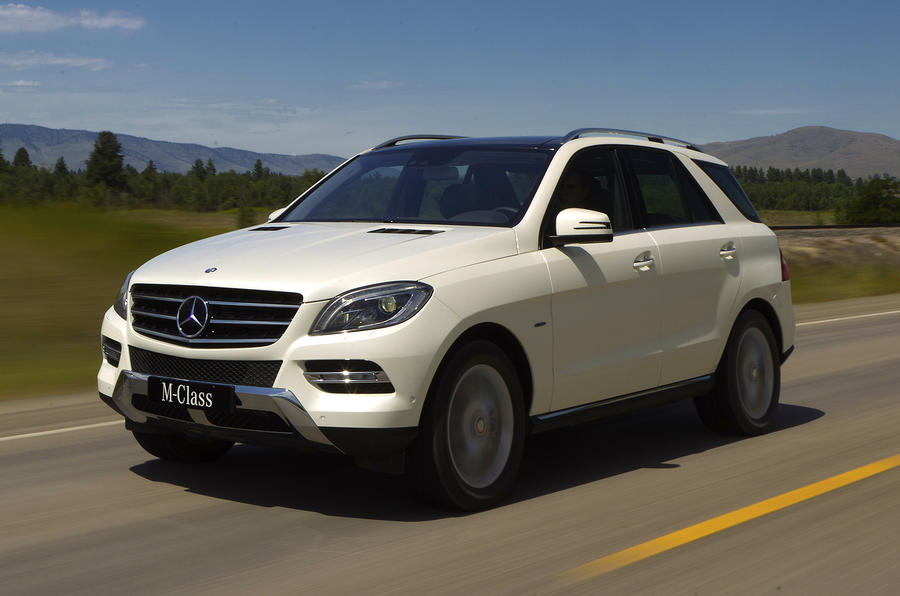 Mercedes benz ml 350 4matic review autocar for Mercedes benz 350 ml