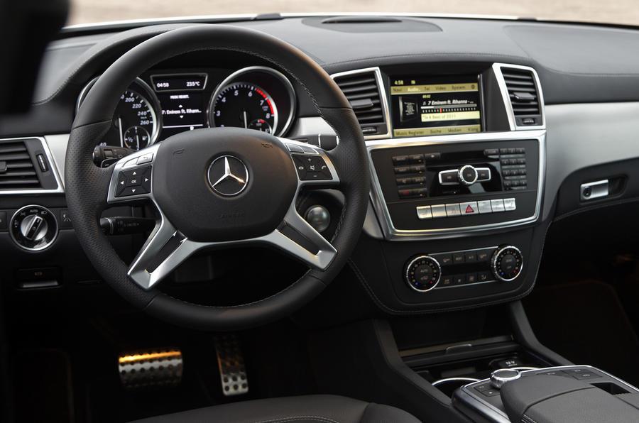 Mercedes Benz Ml 350 4matic Review Autocar