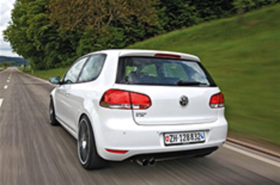 VW's 1.4 boosted to 200bhp