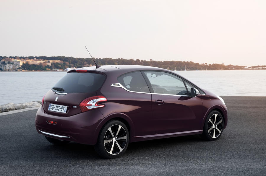Peugeot 208 XY first drive review