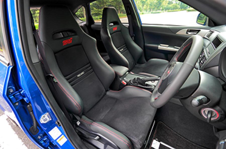 Subaru Impreza WRX STI Spec C review  Autocar