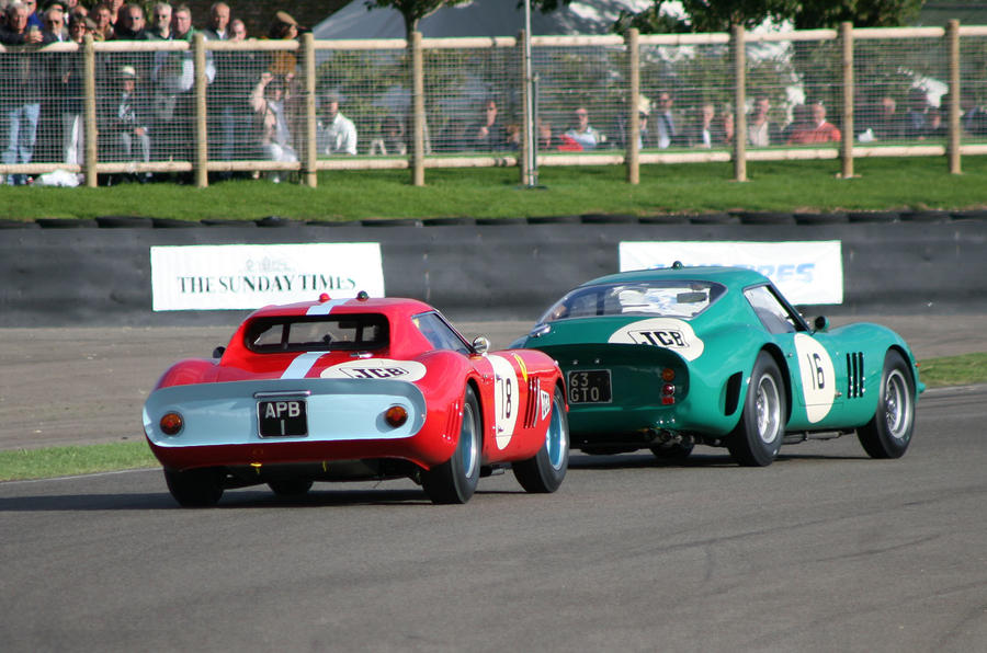 Goodwood Revival 2010 - pics