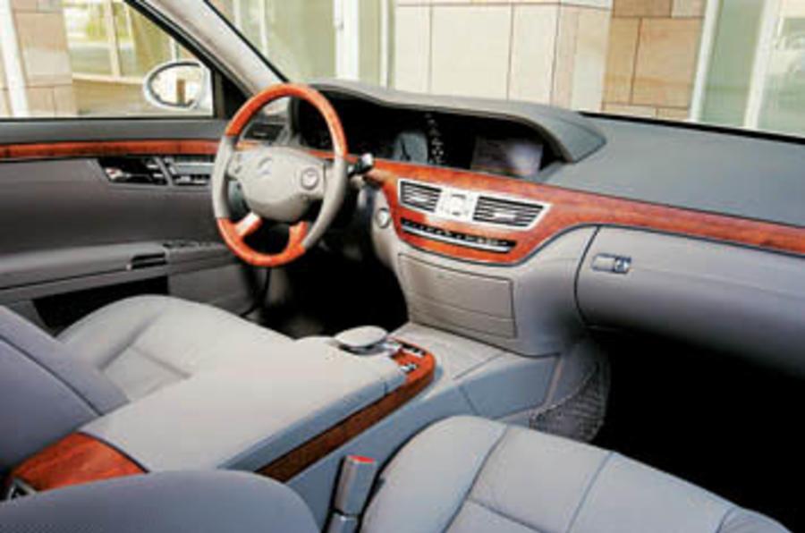 Mercedes S 600 L