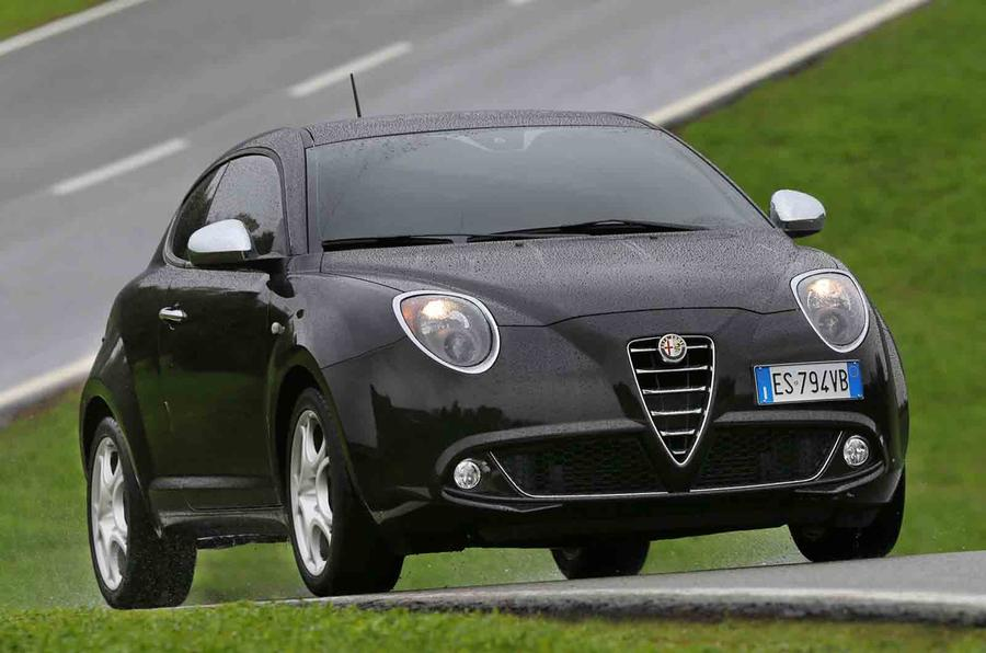 2014 alfa mito twinair 105hp first drive. Black Bedroom Furniture Sets. Home Design Ideas