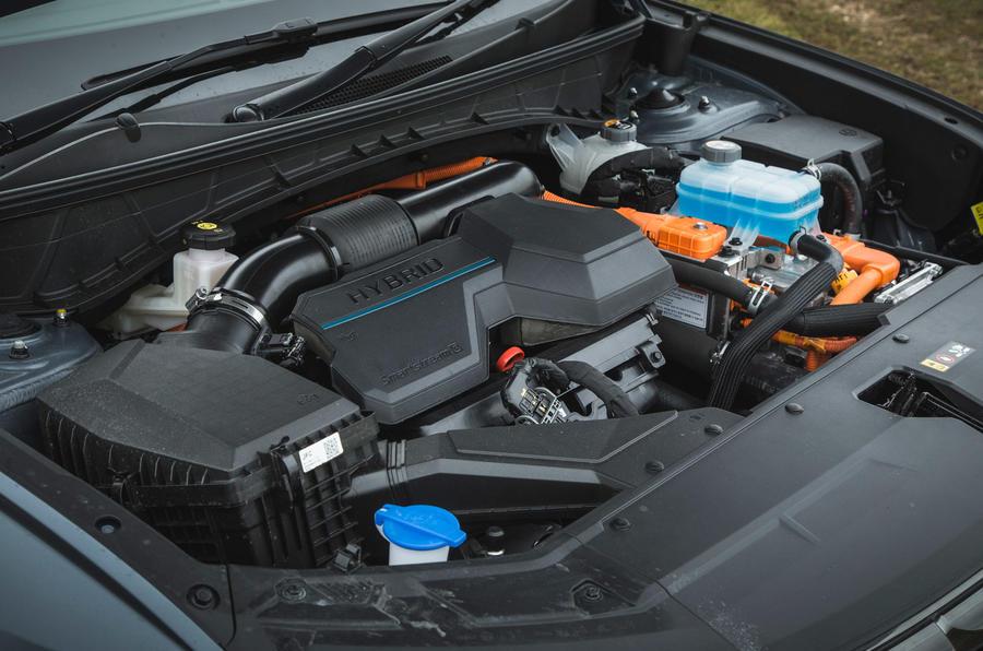 21 Hyundai Tucson 2021 : essai routier, revue de presse et moteur
