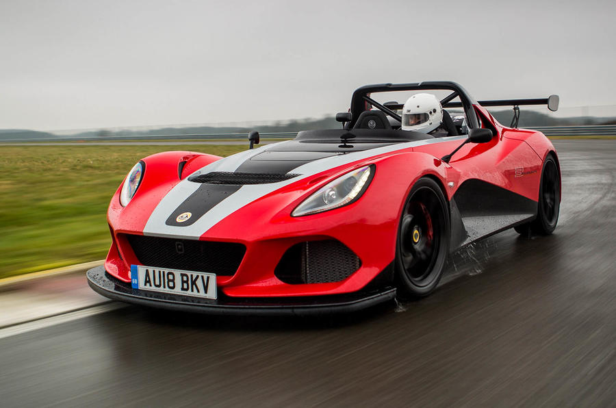 ... Lotus 3-Eleven 430 review cornering front ... 8f6e60032d