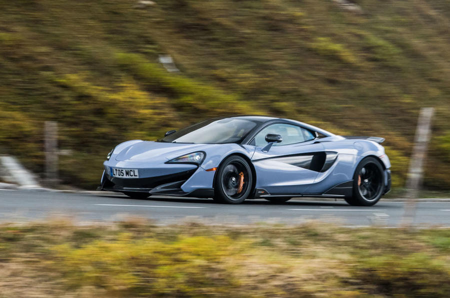 McLaren 600LT 2018 review - on the road