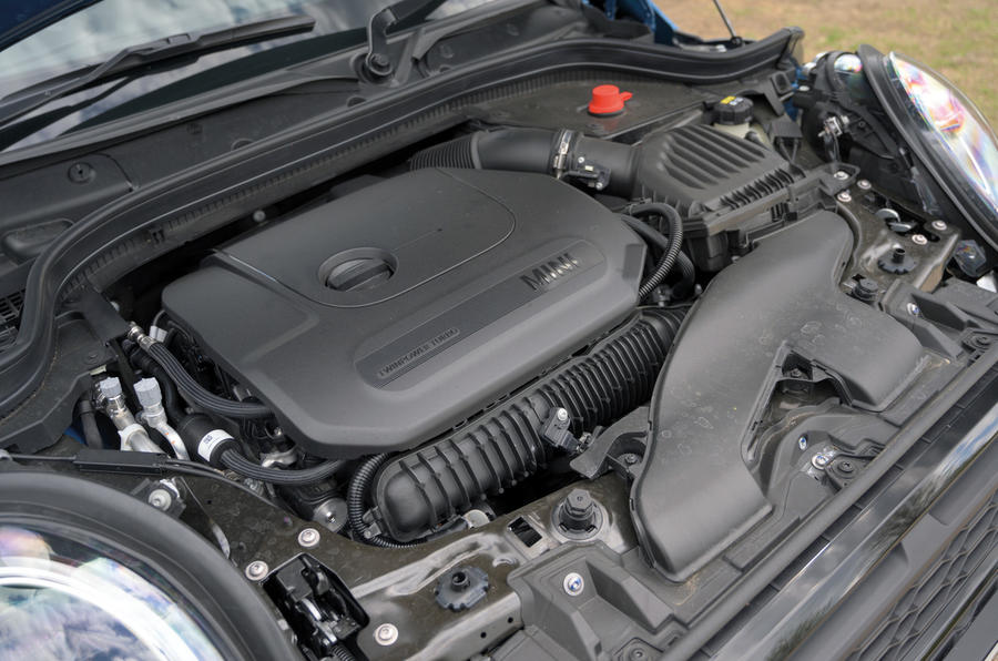 21 Mini Cabriolet 2021 RT moteur