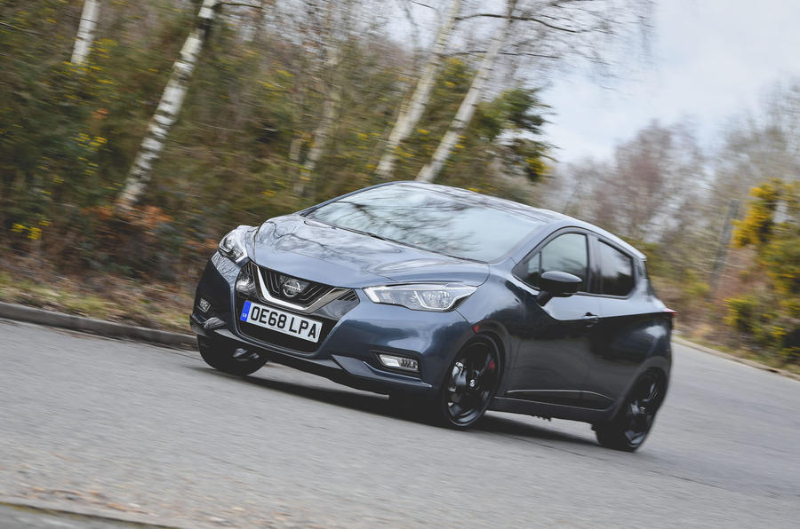 nissan micra review  2020
