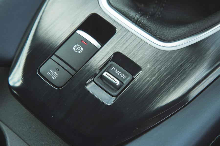 21 Modes de conduite du Nissan Qashqai 2021 RT