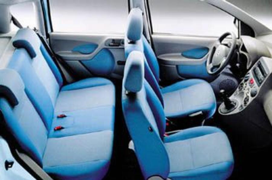 Fiat Panda 1 2 Dynamic Review Autocar