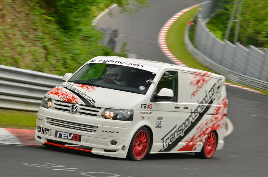 Quick news: VW van breaks 'Ring record, 3.8sec 0-62 for new Corvette