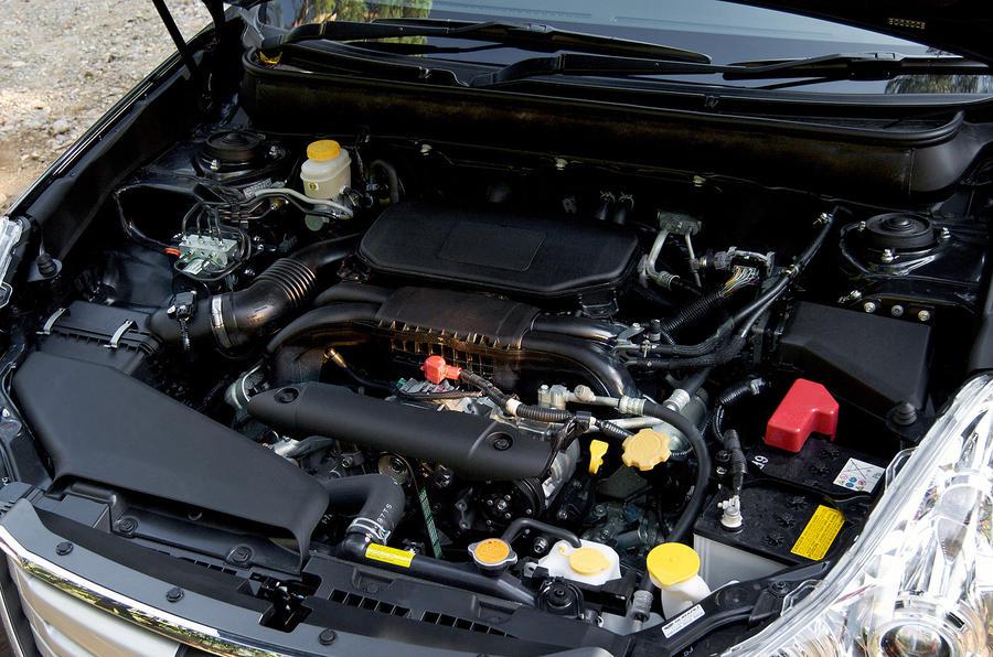 Subaru Legacy 2.5i Outback