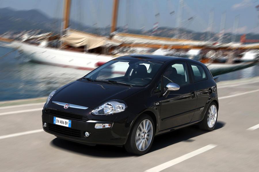 Fiat Punto Evo 1.4 Multiair