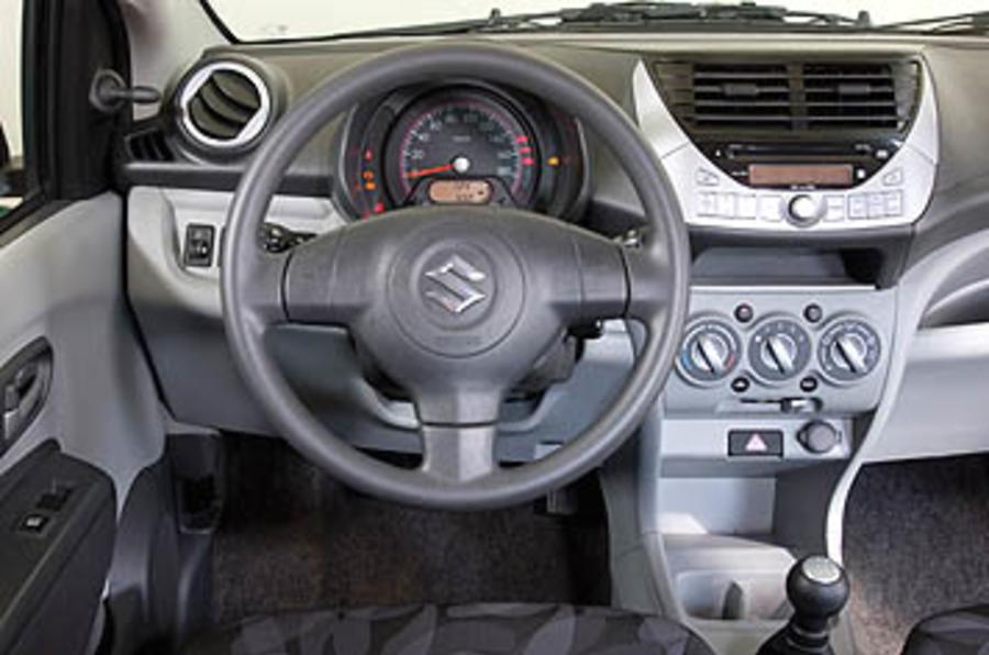 Five Star Toyota >> Suzuki Alto hatchback 1.0 first drive