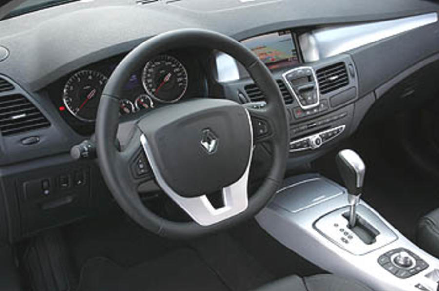 Renault Laguna Coupe 3.0 V6 dCi