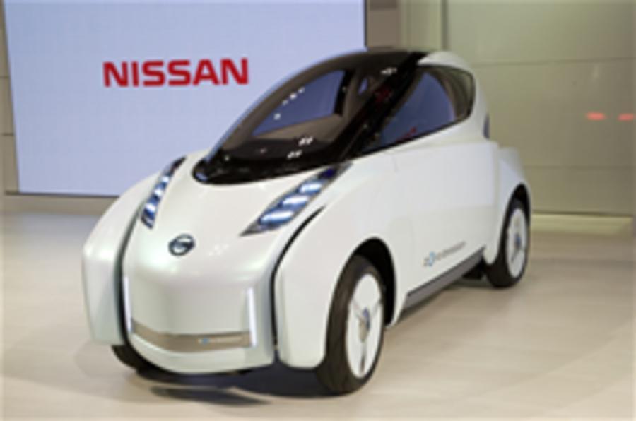 Tokyo video: Nissan Land Glider