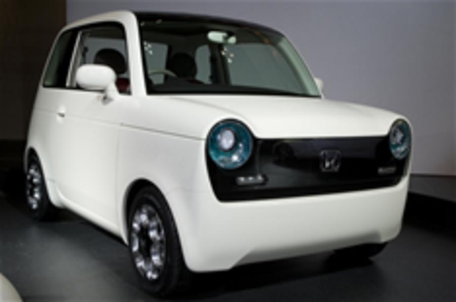 Tokyo video: Honda EV-N