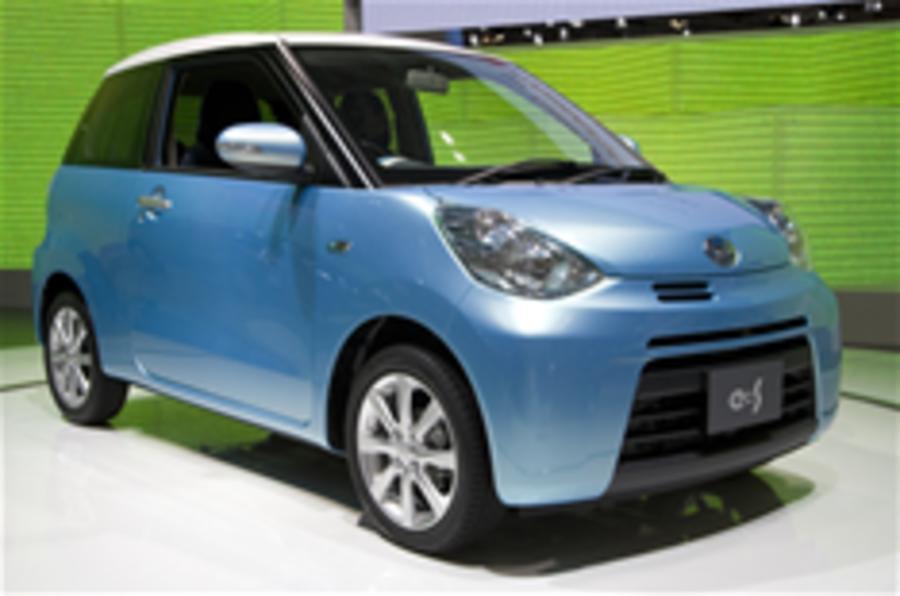 Tokyo video: Daihatsu microcars