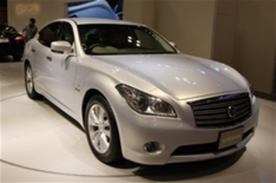 Nissan Fuga is Infiniti M