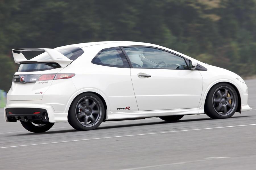 Honda Civic Type R Mugen side profile