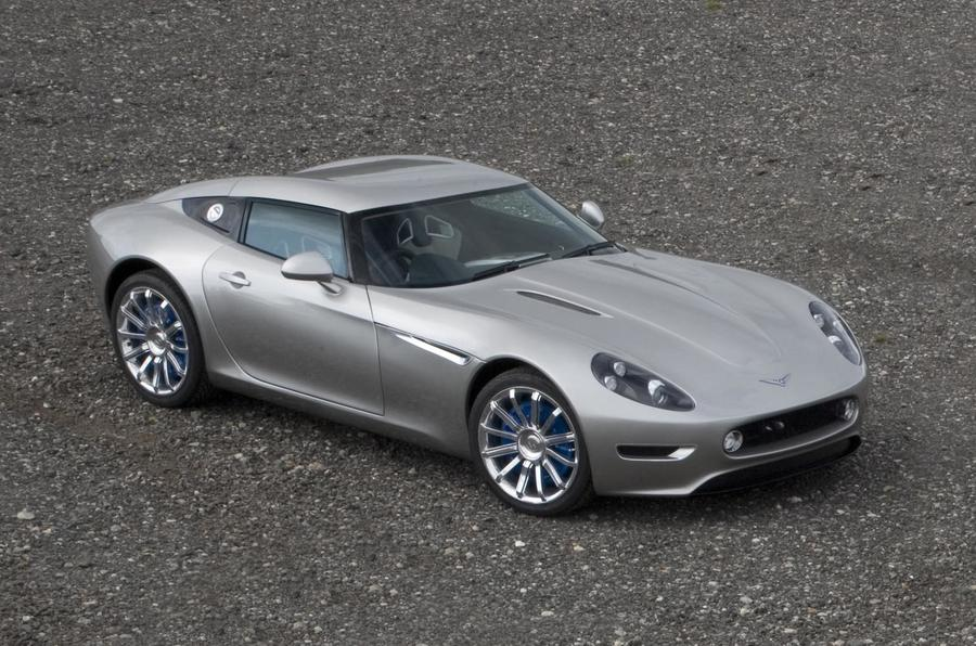 Electric GT to hit UK in 2012