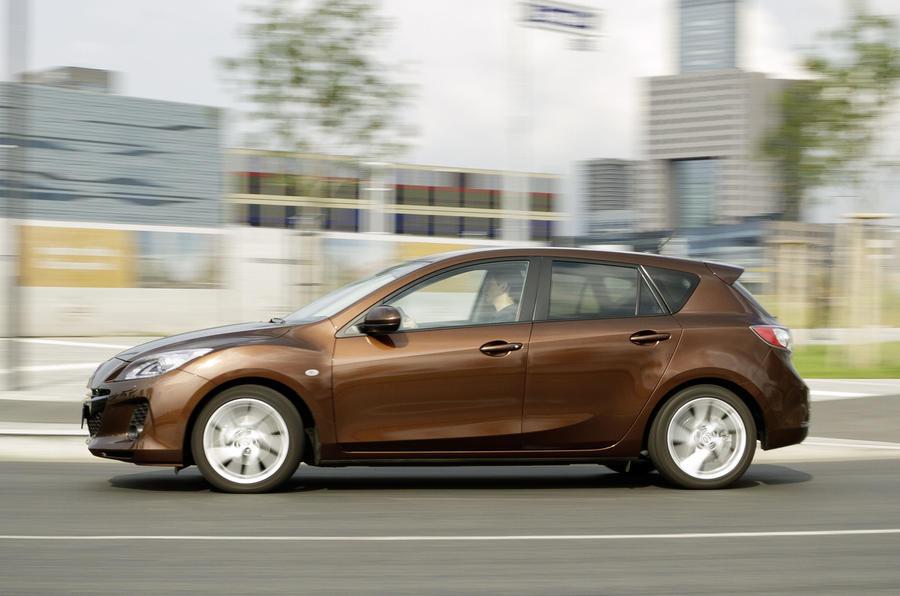 Mazda 3 1.6 S
