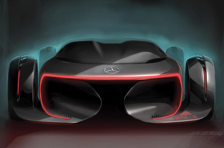 LA show's movie car concepts