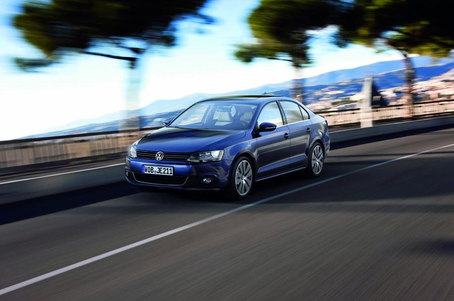 VW Jetta 2.0 TDI 140