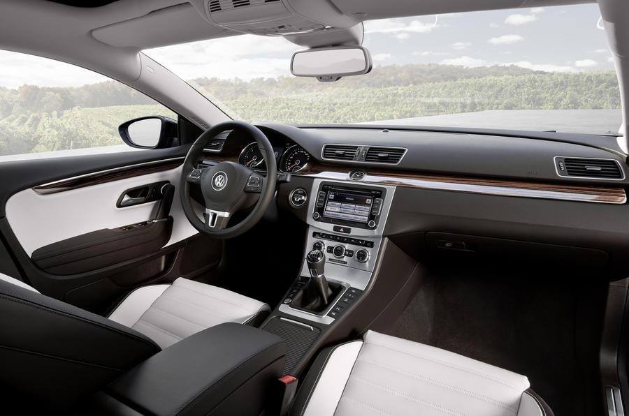LA show: Volkswagen CC