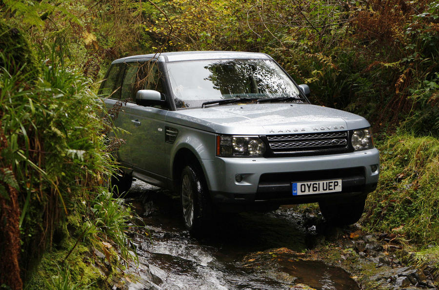 range rover sport 3 0 sdv6 hse review autocar. Black Bedroom Furniture Sets. Home Design Ideas