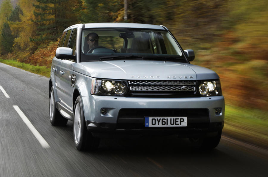 Range Rover Sport 3 0 Sdv6 Hse Review Autocar