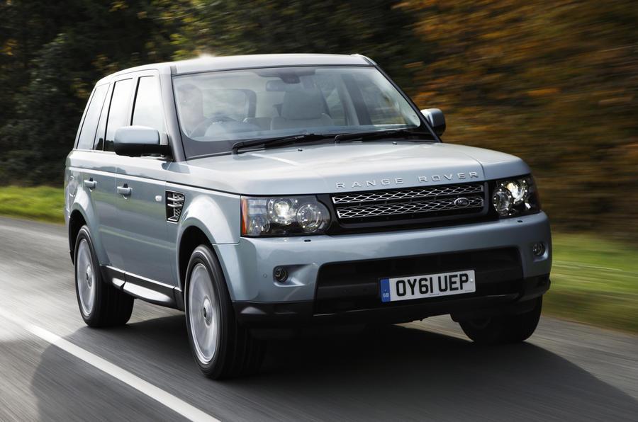 range rover sport 3 0 sdv6 hse review autocar. Black Bedroom Furniture Sets. Home Design Ideas
