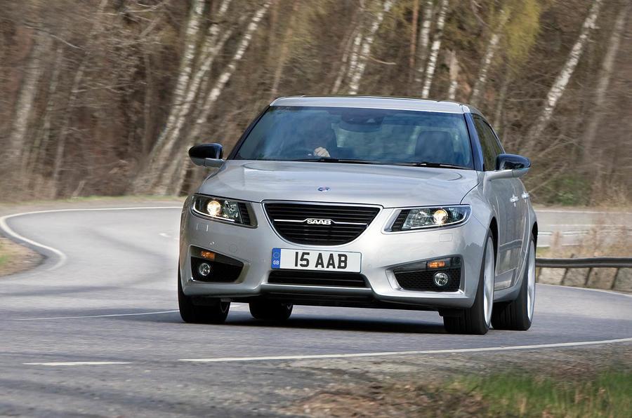 Saab 9-5 2.0 TTiD Aero