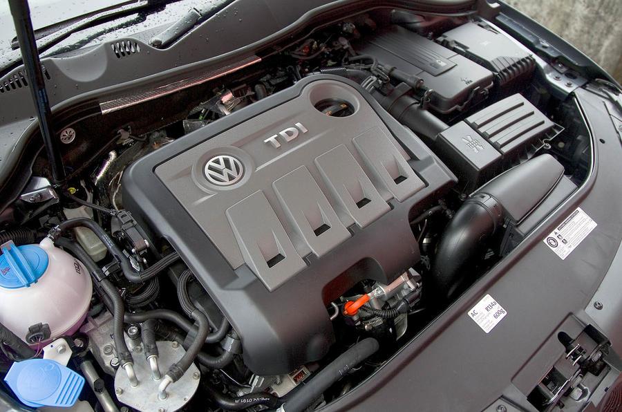 Volkswagen Passat 2 0 Tdi 140 Se Review Autocar