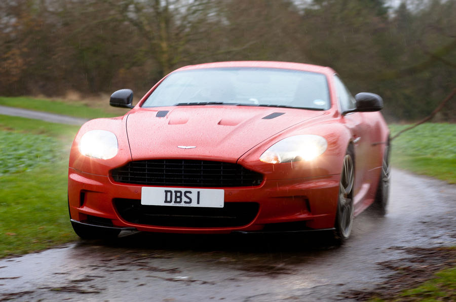 Aston Martin DBS Carbon Edition Review Autocar - How many aston martin dbs were made