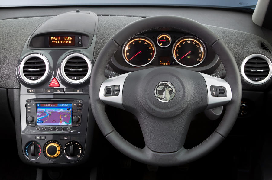 Vauxhall Corsa 1.2i SXi stop-start