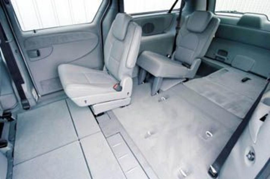 Chrysler Grand Voyager 2.8 CRD
