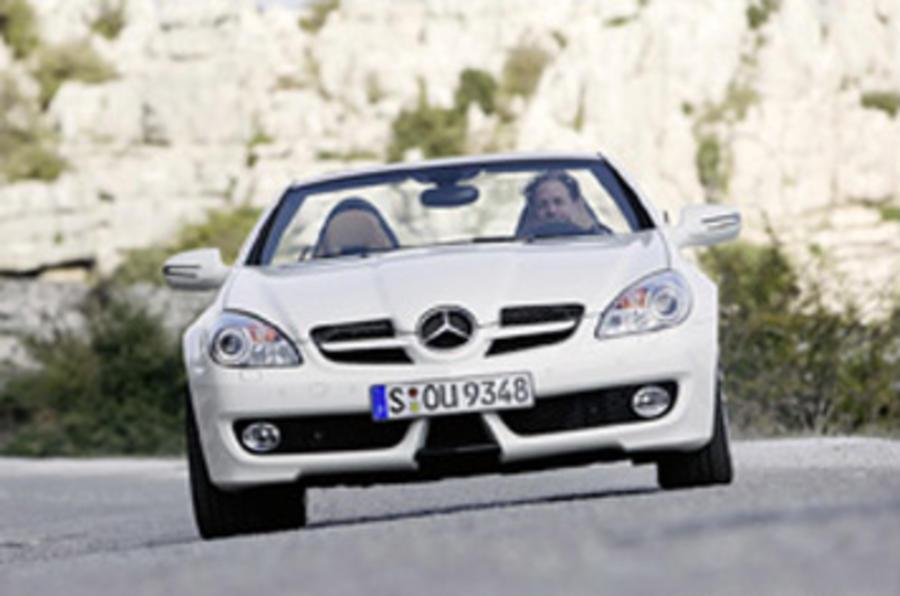 Mercedes-Benz SLK350